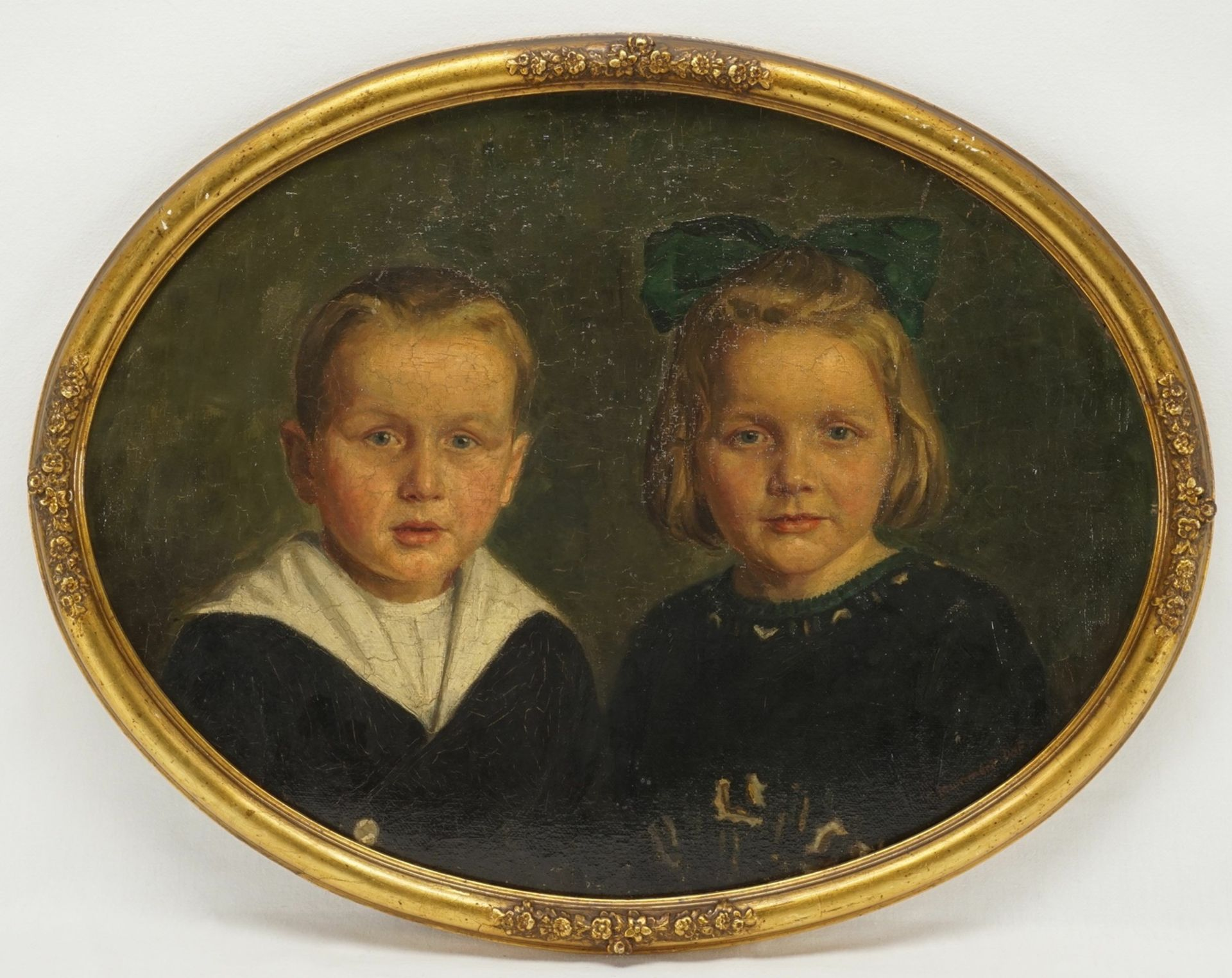 Carl Mummert, Geschwisterpaar