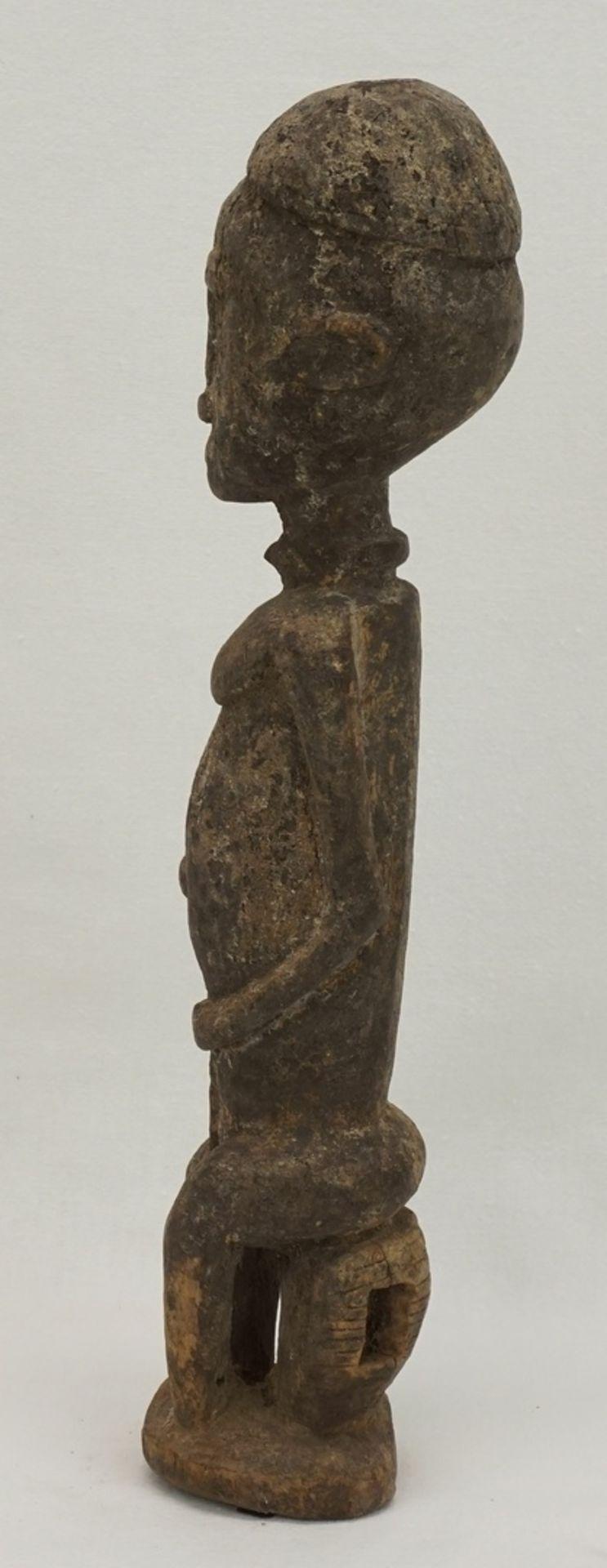 """Männliche Ahnenfigur """"dege"""" ( ), Dogon, Mali - Bild 2 aus 6"""