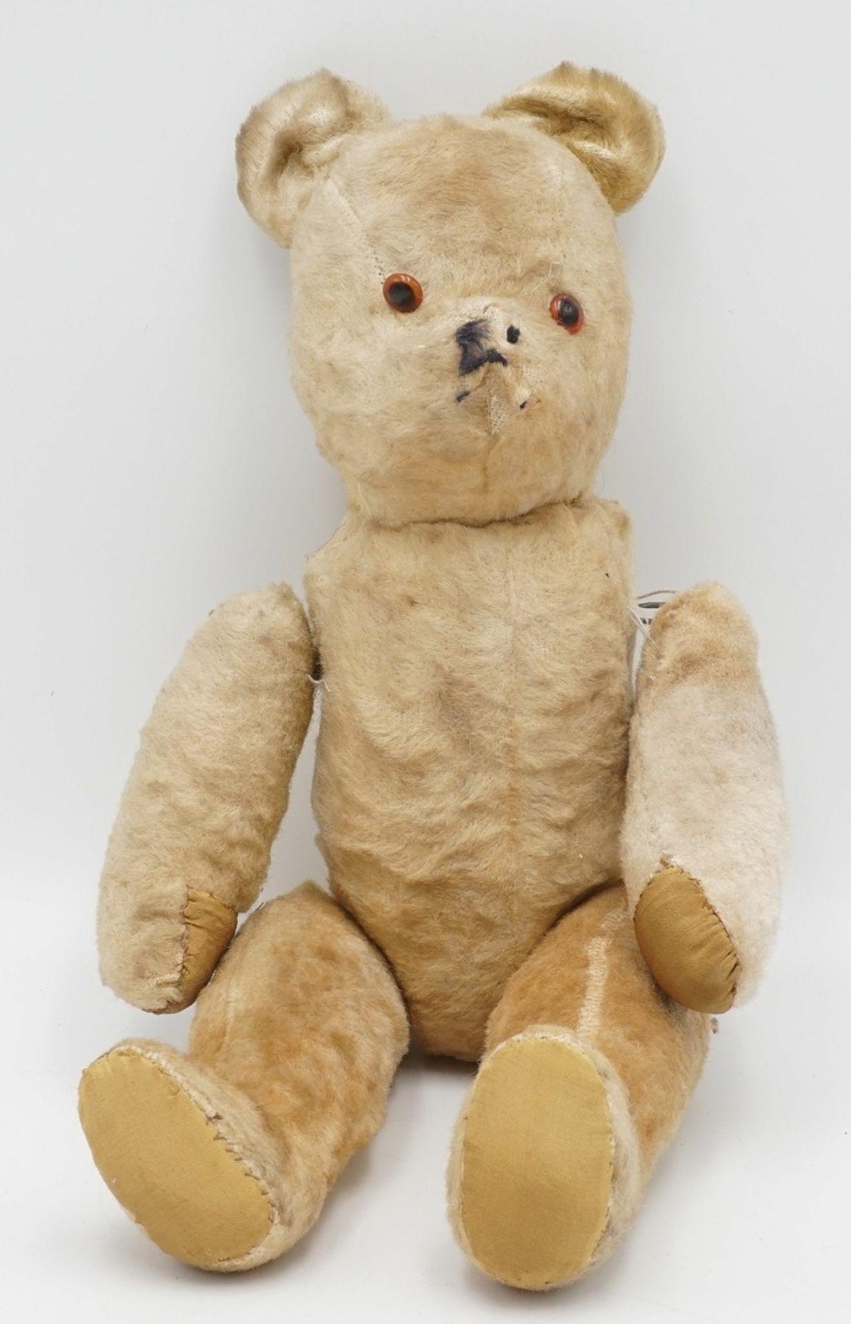 Teddybär, 1. Hälfte 20. Jh.