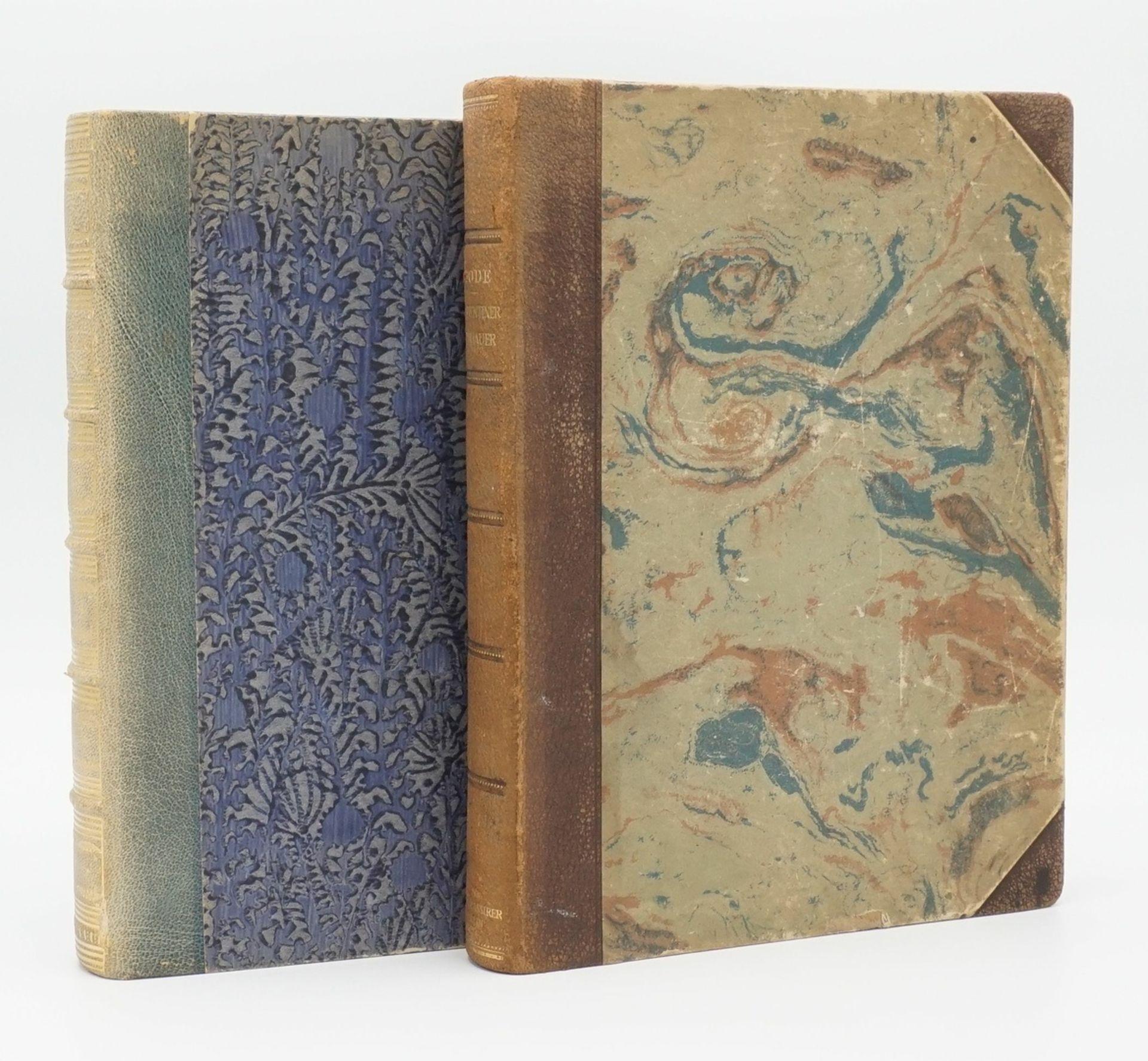 Zwei Titel über Florenz
