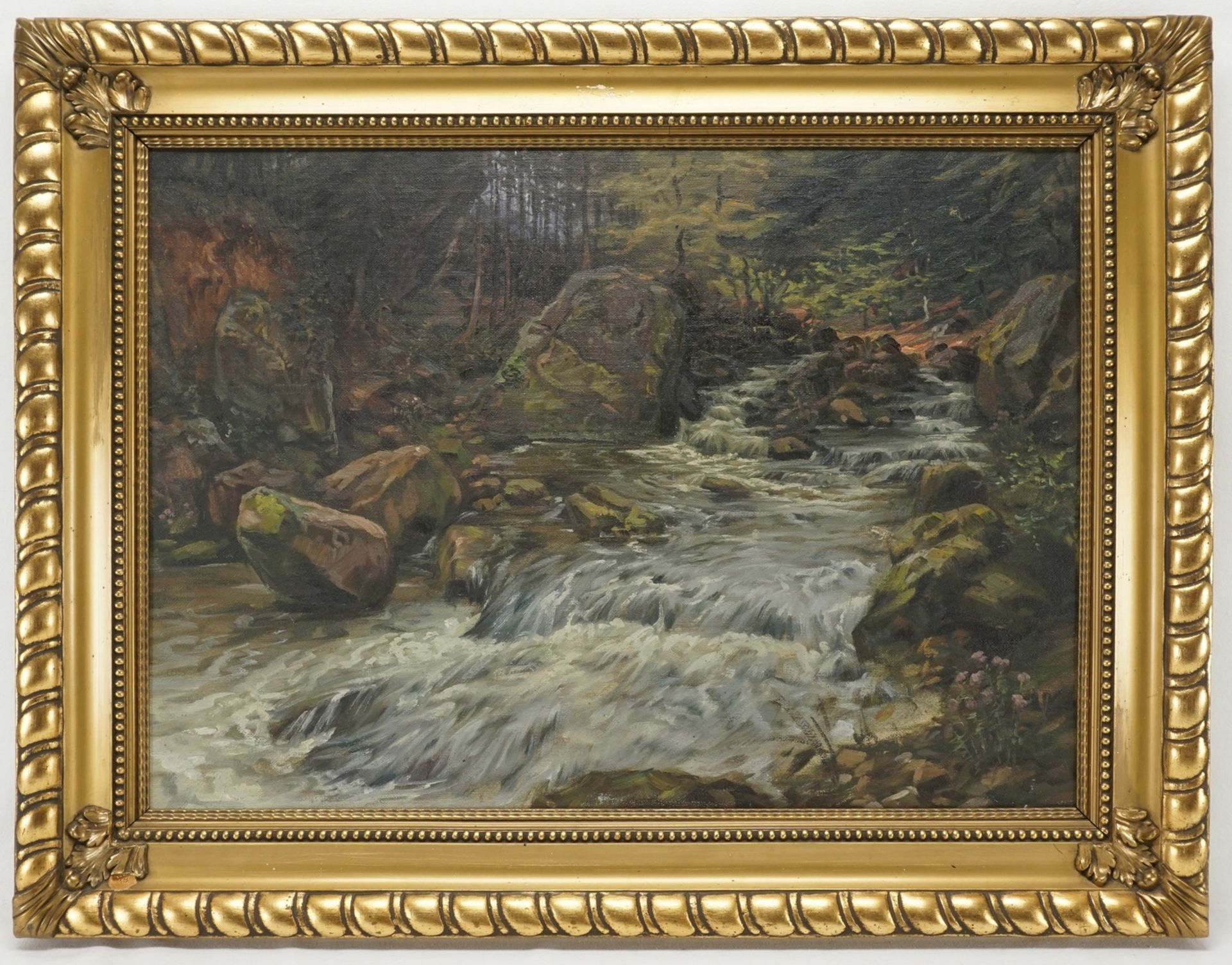 "Friedrich Wilhelm Emil Bollmann, ""An der Bode"""