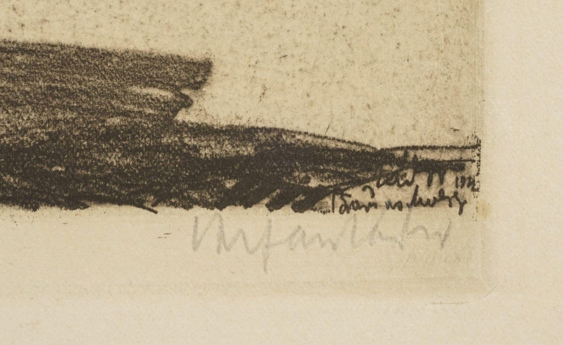 Unbekannter Radierkünstler, Sankt Andreas in Braunschweig - Bild 4 aus 4