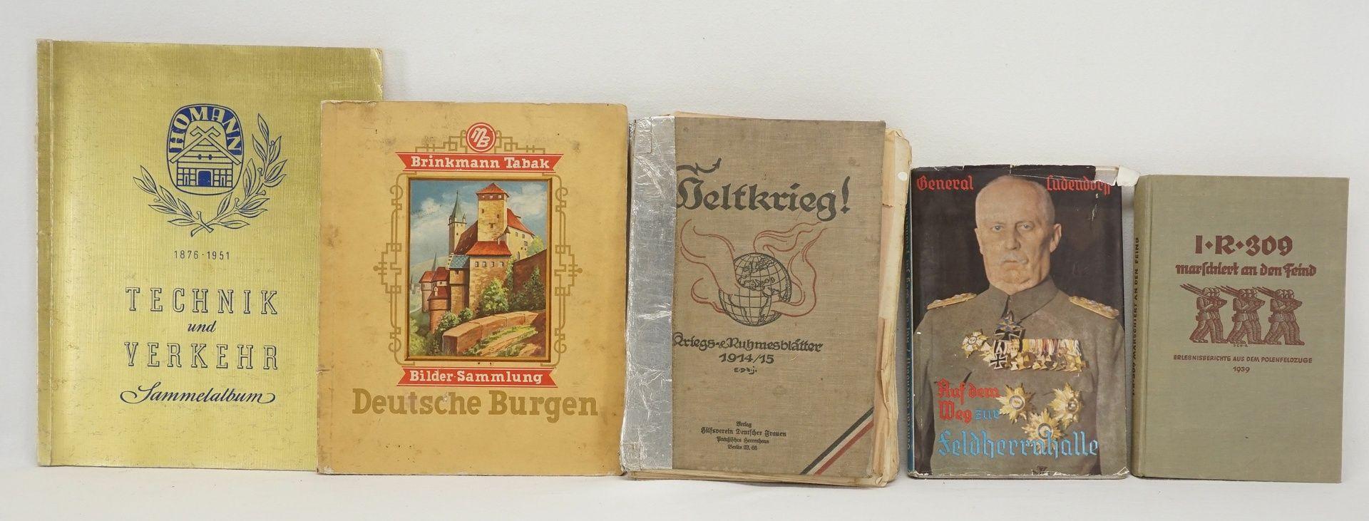 22 militärhistorische Bücher / Hefte - Bild 4 aus 5