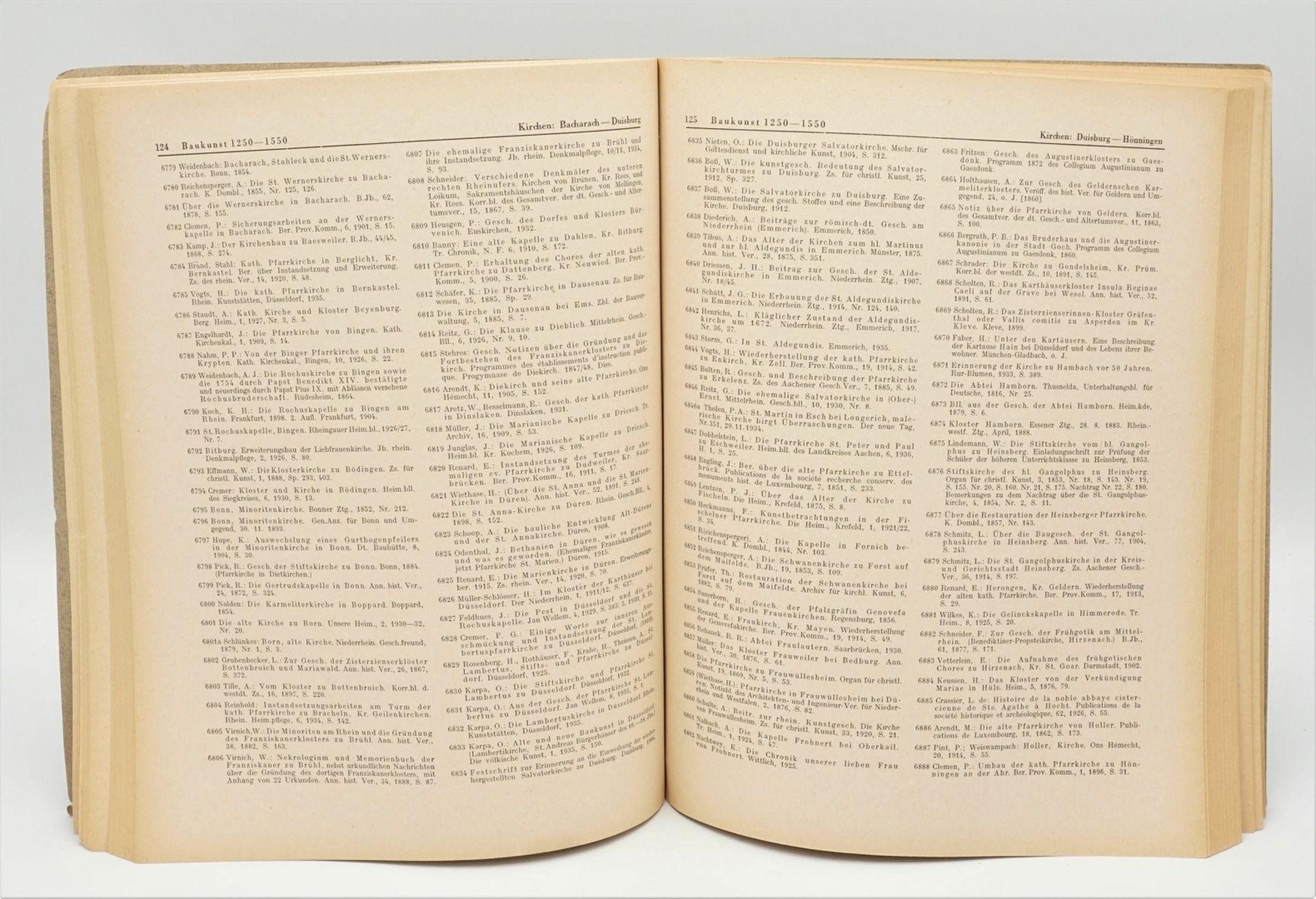 Schrifttum zur rheinischen Kunst / Rheinische Kunst in der Biedermeierzeit - Bild 2 aus 4