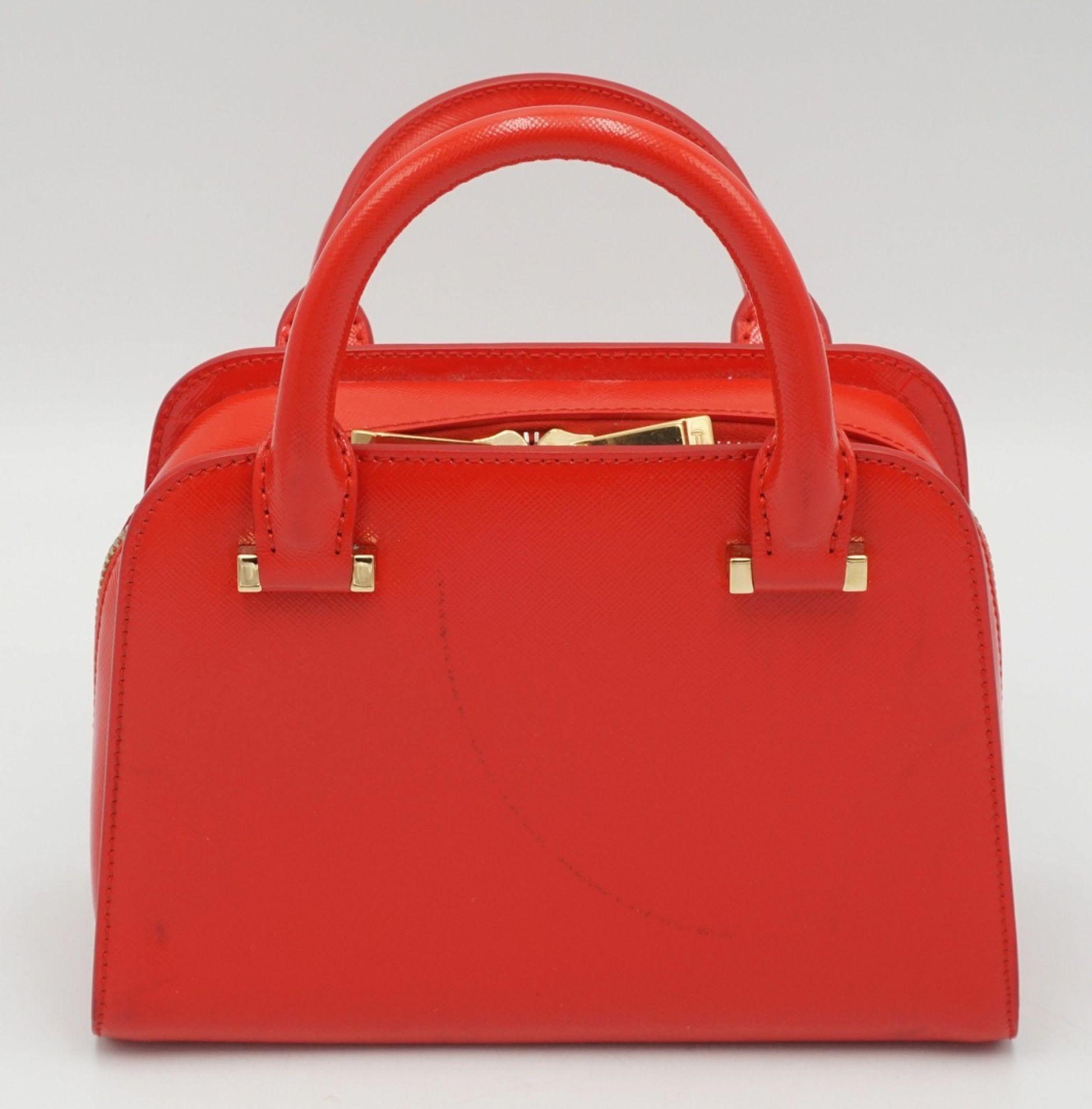 PORSCHE Design TwinBag Mini RED GOLD - Bild 3 aus 9