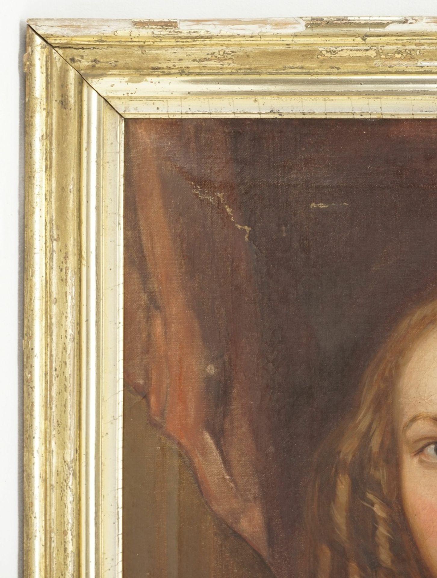 Philipp Wirth, Brustbild einer jungen Dame - Bild 4 aus 5