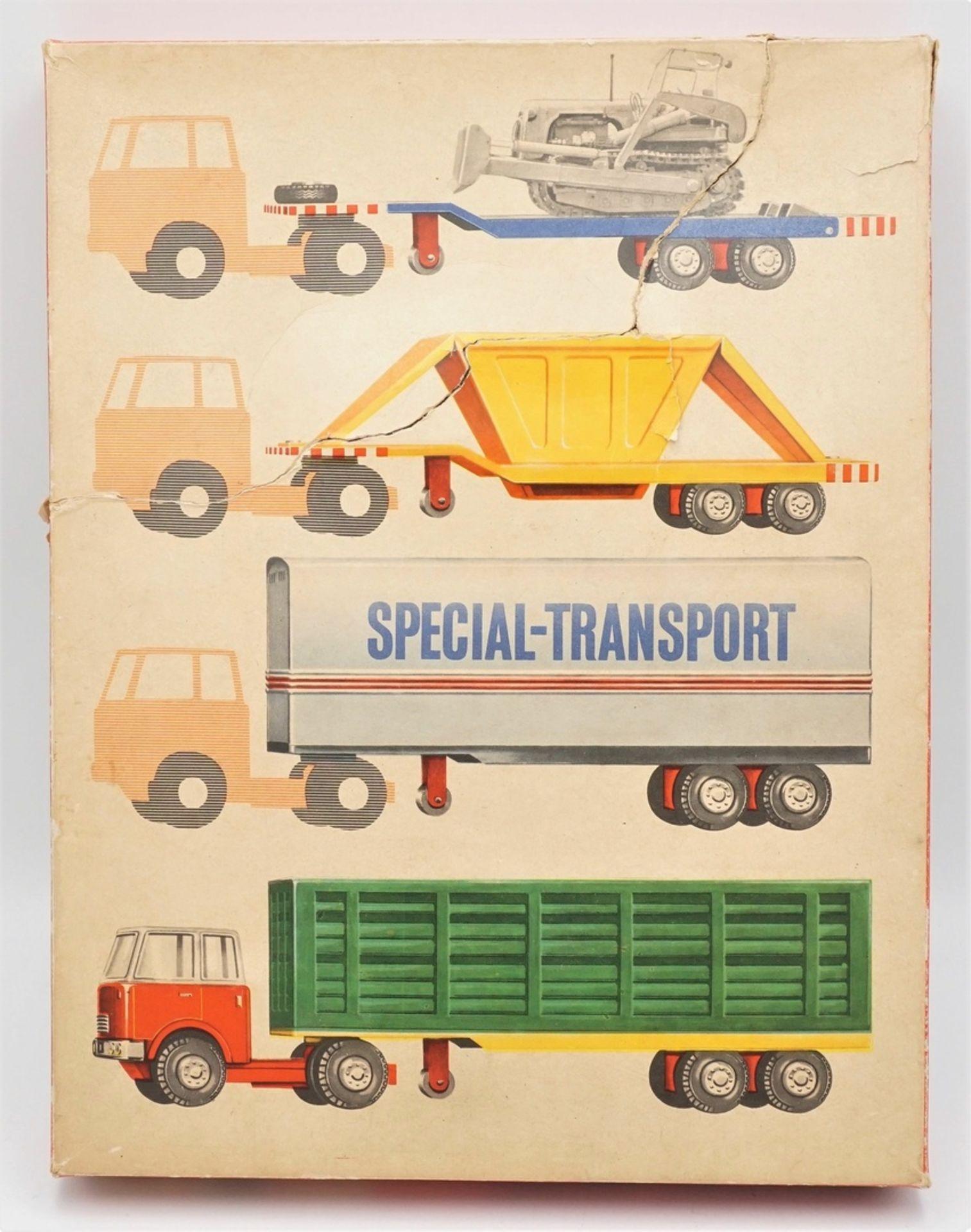 MS Brandenburg 5010 Spezial-Transport Box DDR - Bild 2 aus 3