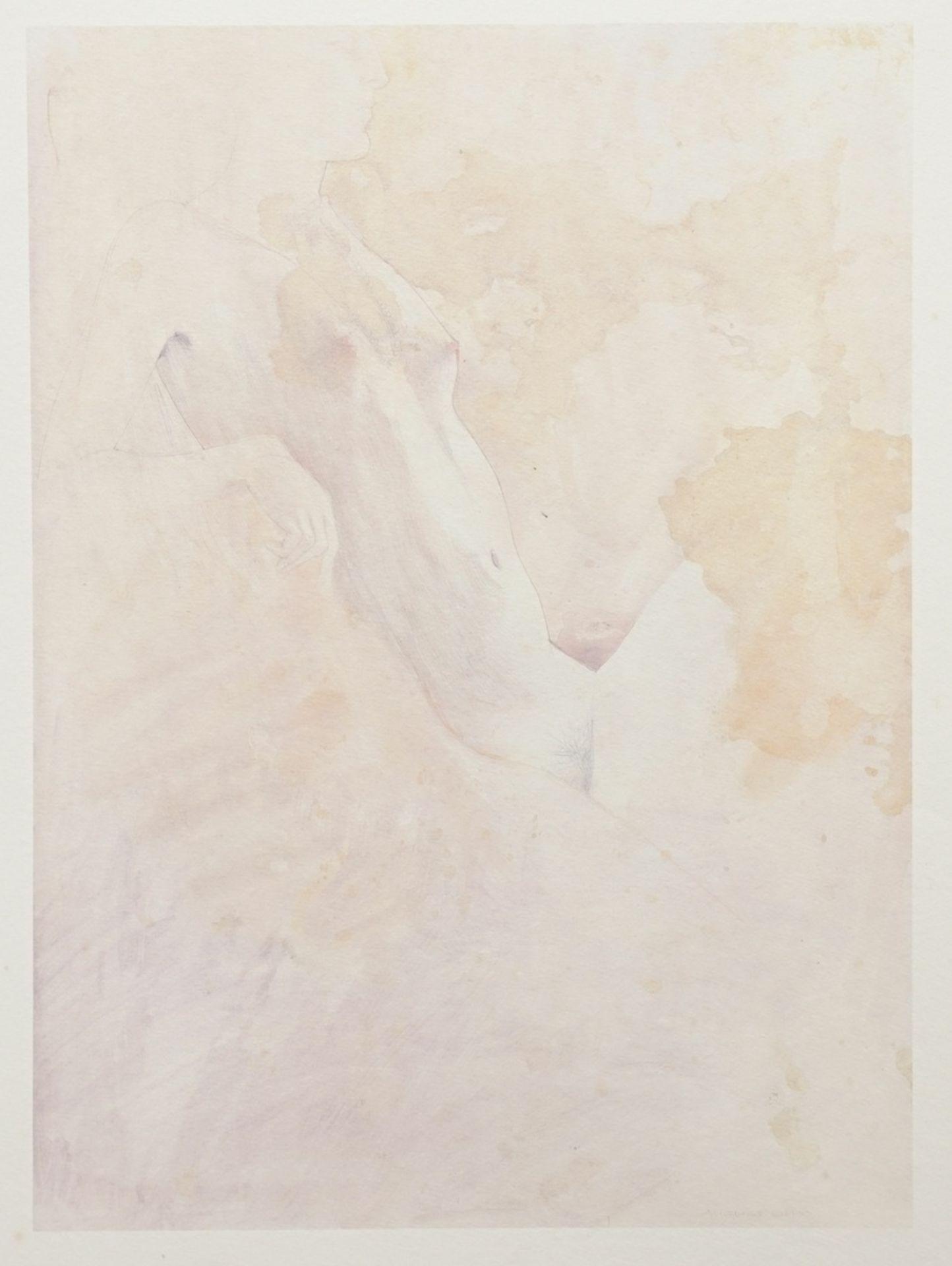 """August Ohm, """"Drei weibliche Halbakte"""" - Bild 3 aus 5"""