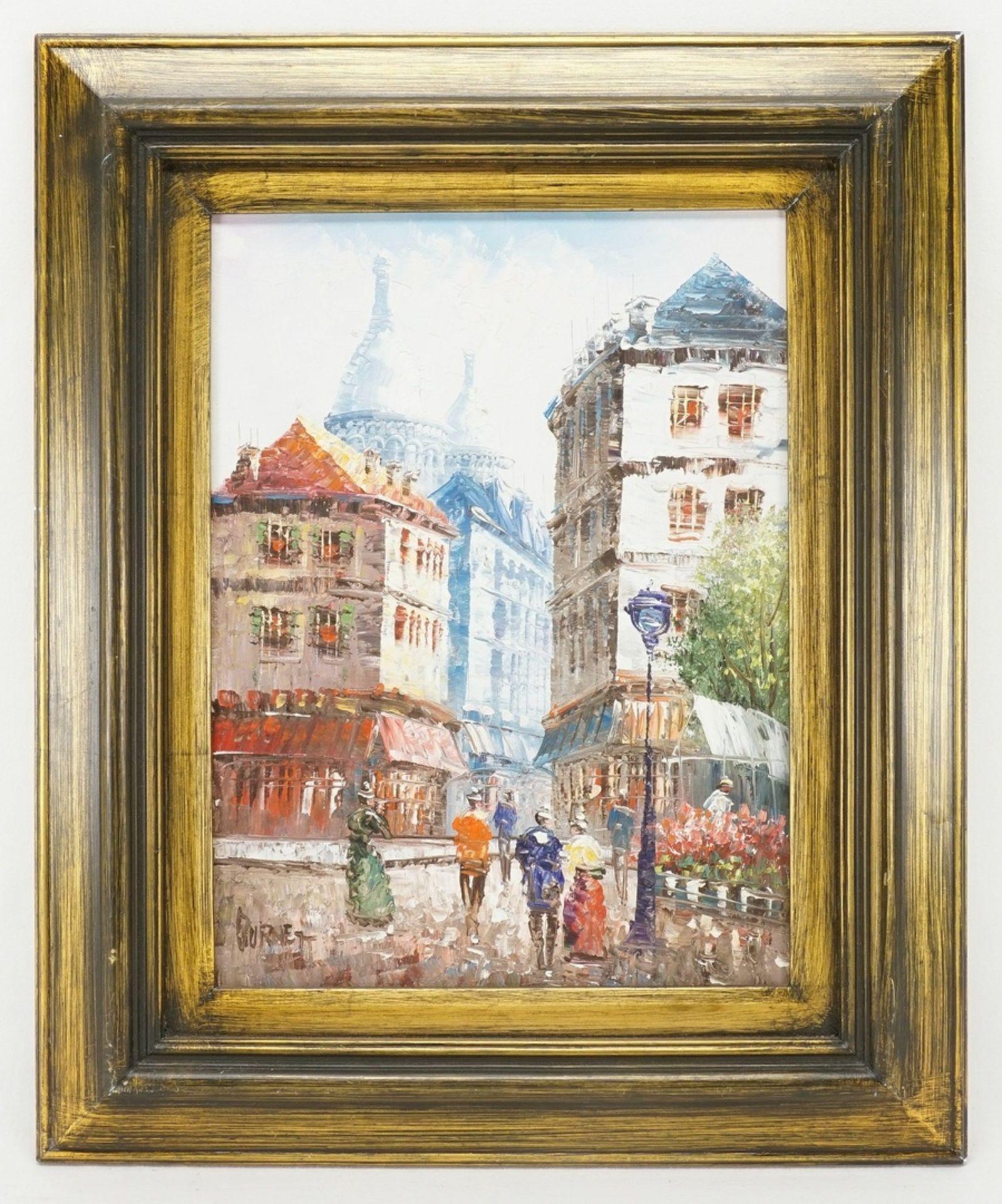 Burnett, Paris - am Montmartre - Bild 2 aus 4