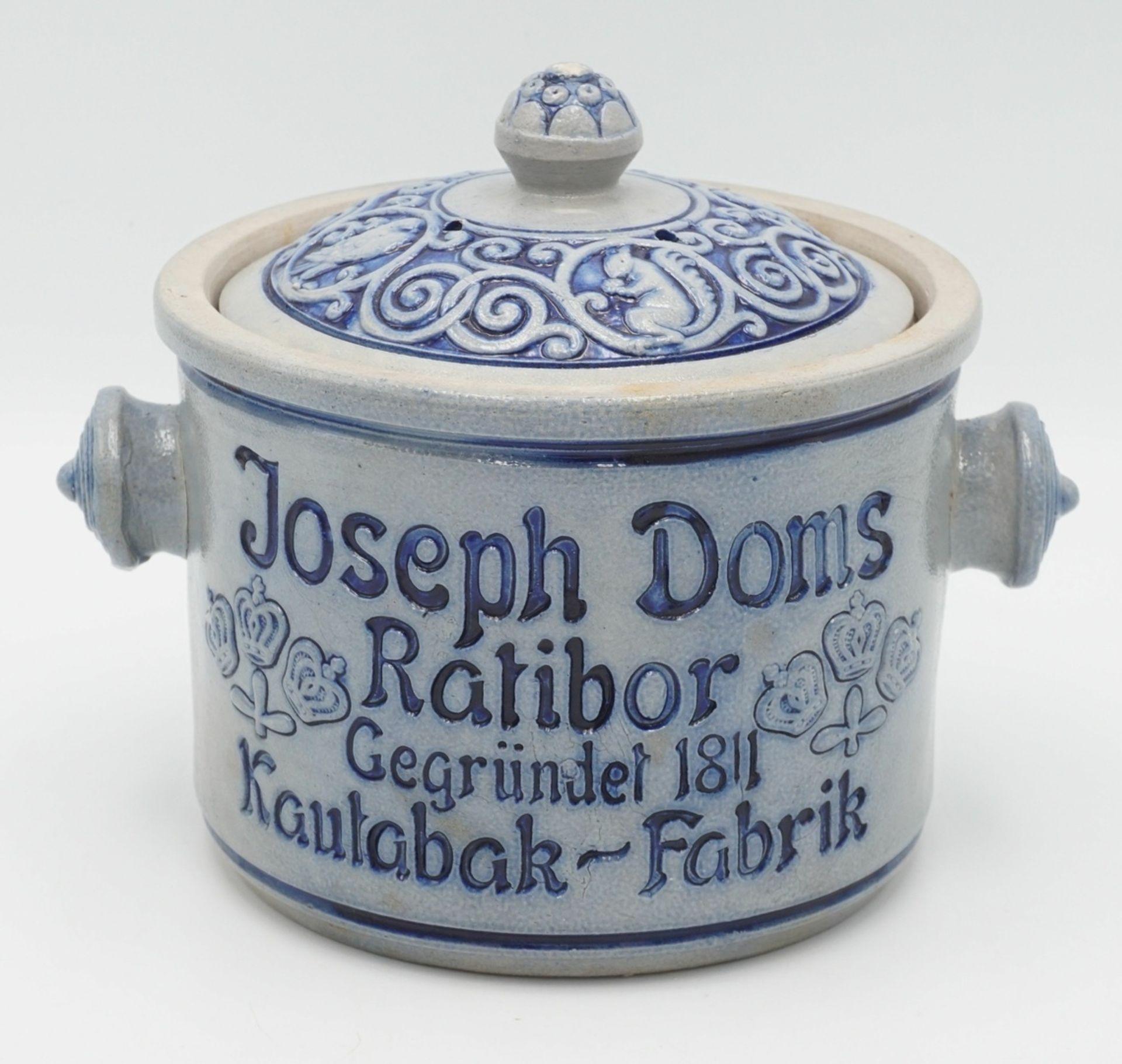 Joseph Doms Ratibor Kautabaktopf