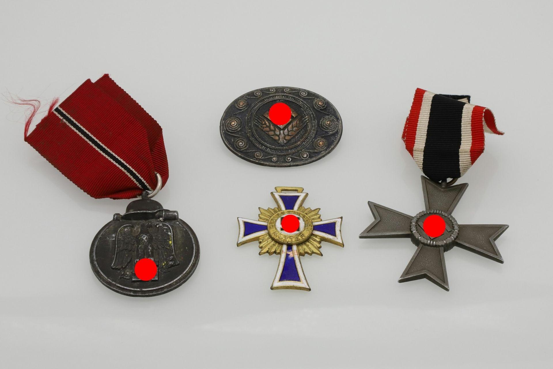 Vier Orden III. Reich