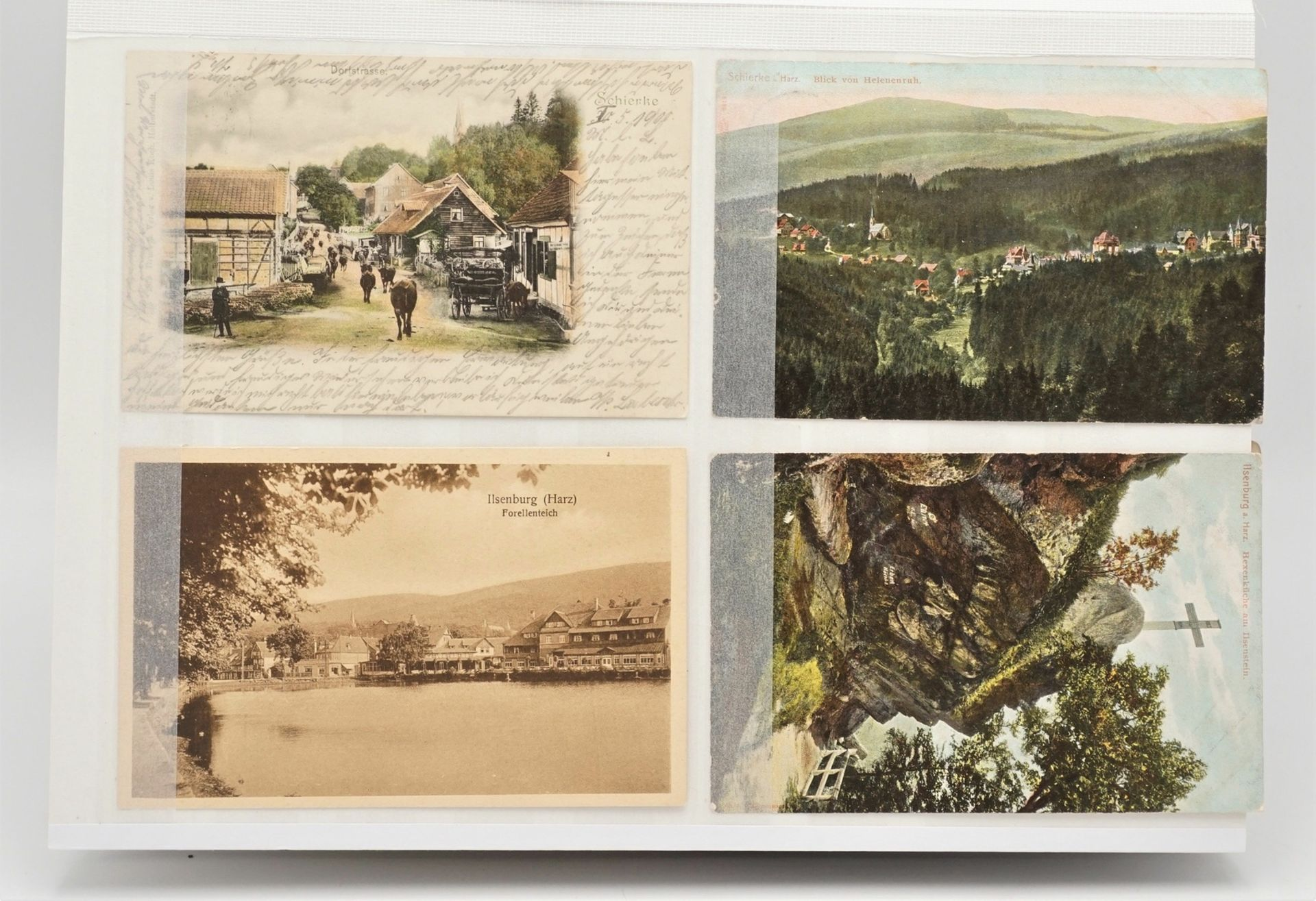 96 Ansichtskarten / Postkarten Harz - Bild 2 aus 5