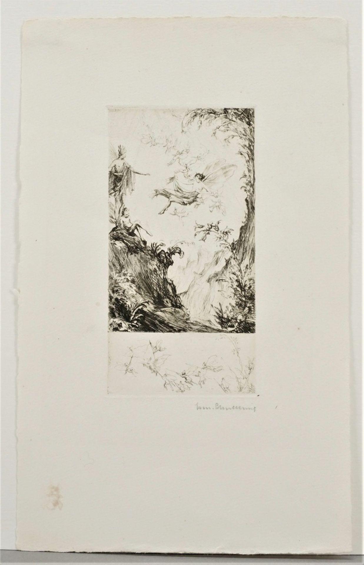 Mittsommernachtstraum (Oberon und Titania) - Bild 3 aus 4