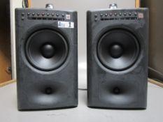 LOT OF 2 JBL LSR4328P SPEAKERS