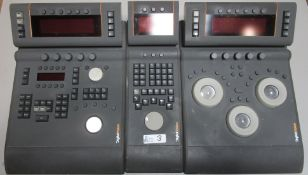 LOT OF 3 DIGITAL VISION ELECTRONICS
