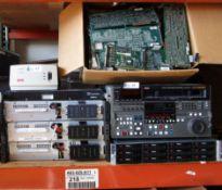LOT ELECTRONICS/CIRCUIT BOARDS