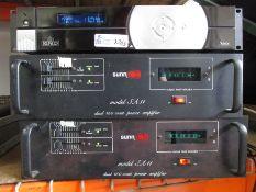 LOT OF 3 ELECTRONICS