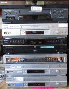 LOT OF 7 ELECTRONICS
