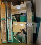 LARGE BOX CIRCUIT BOARDS/EXTENDER CARDS