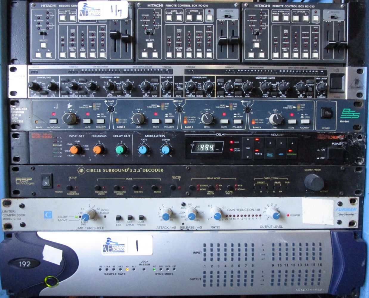 ONGOING POST, PRODUCTION, VINTAGE ELECTRONICS AND MORE