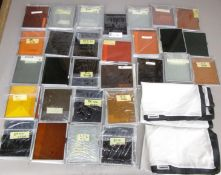 CRATE COLORED FILTERS ASSORTED