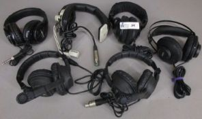 BAG HEADPHONES/HEADSETS
