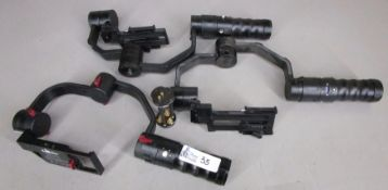 LOT OF 3 STEADY CAM