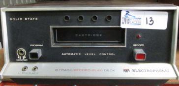 VINTAGE ELECTROPHONIC 8 TRACK TRD-108
