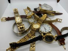 Dealers lot of wristwatches