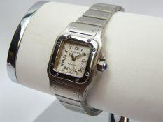 Ladies Cartier Wrist Watch