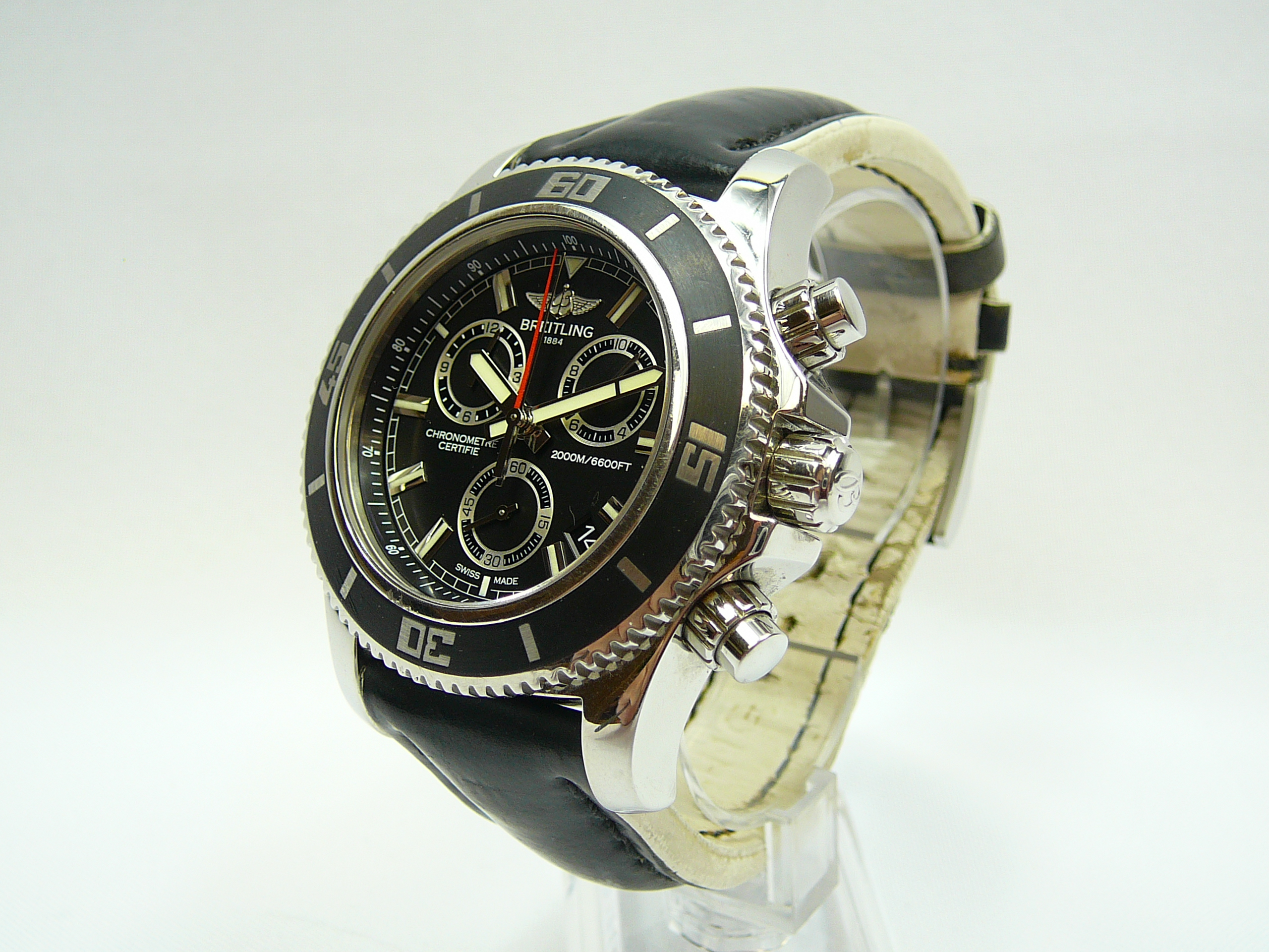 Gents Breitling Wrist Watch - Image 2 of 5
