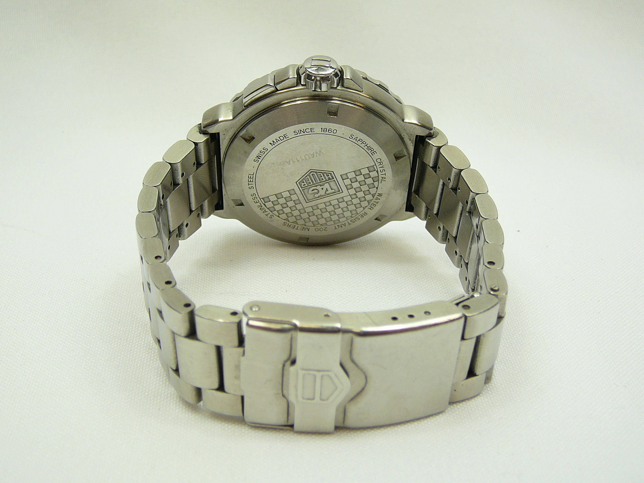Gents Tag Heuer Wrist Watch - Image 4 of 4