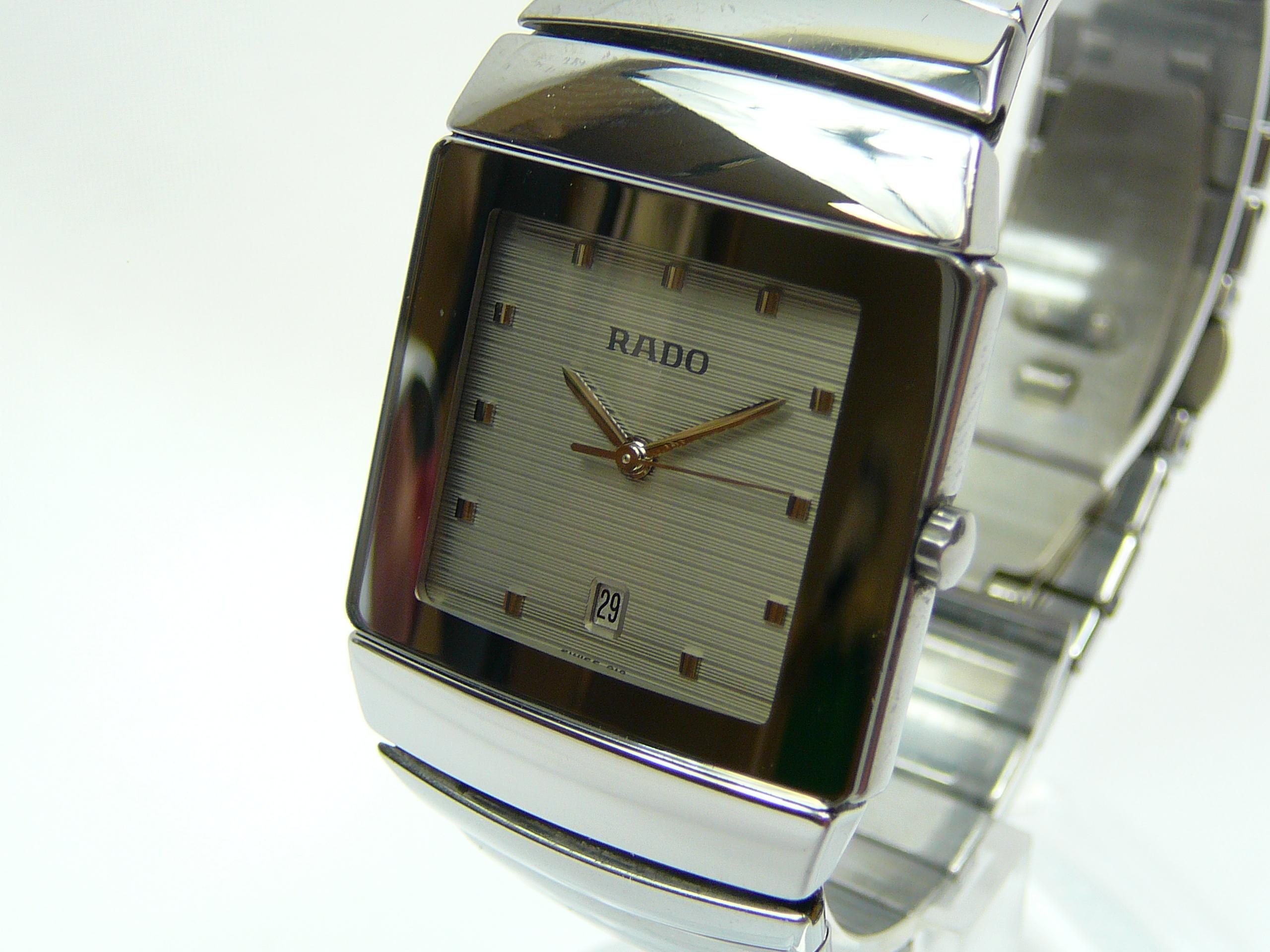 Gents Rado Wrist Watch - Image 2 of 3