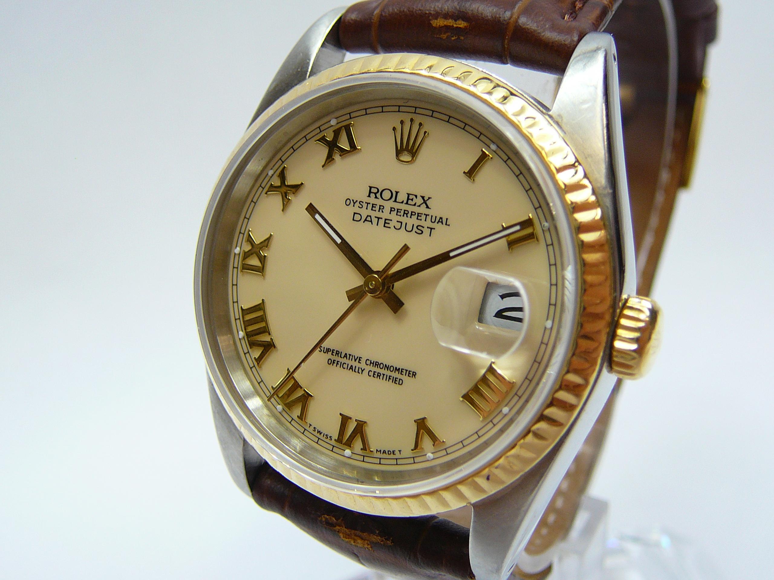 Gents Rolex Wrist Watch - Image 4 of 5