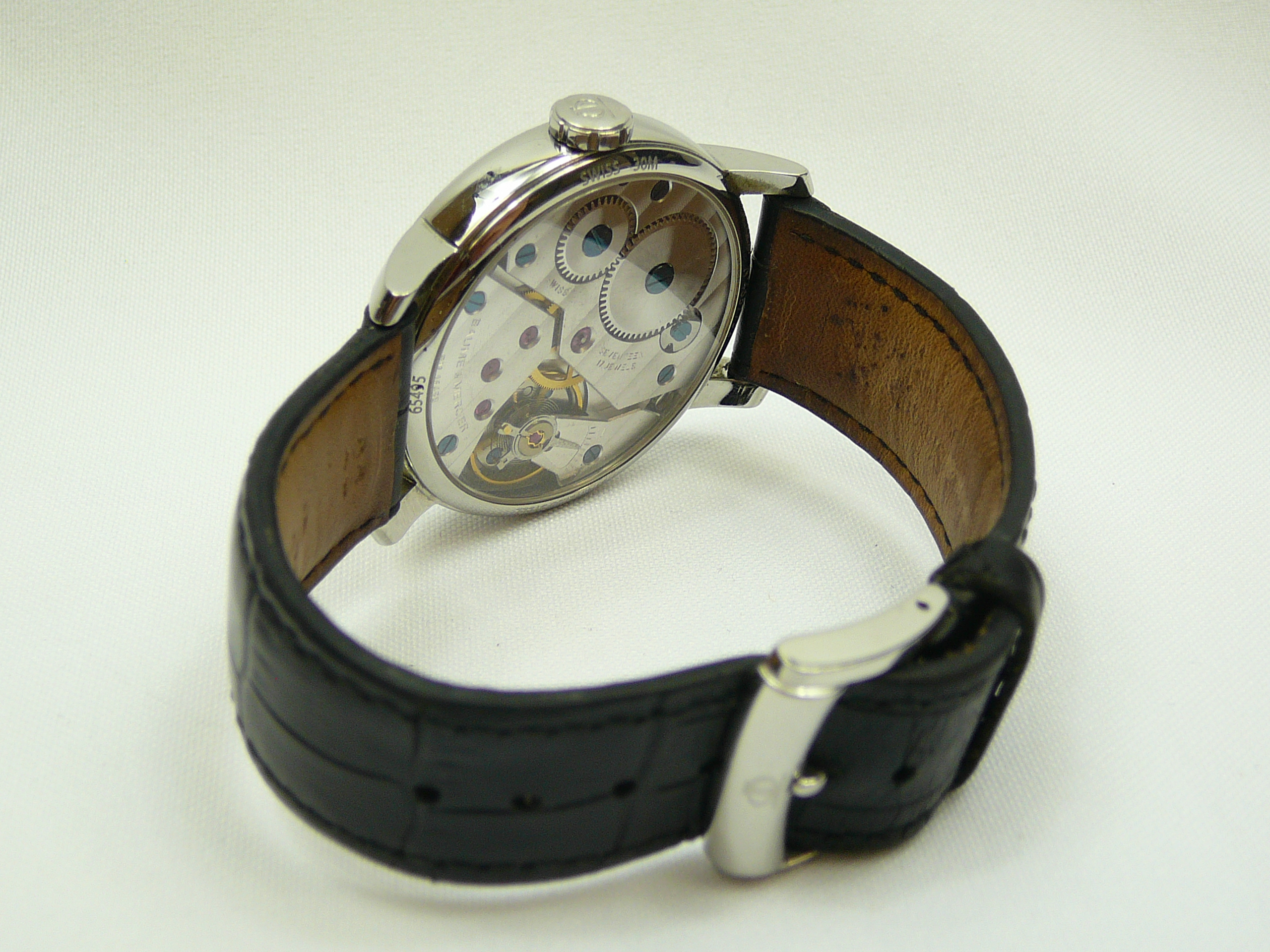 Gents Baume and Mercier Wrist Watch - Image 4 of 4
