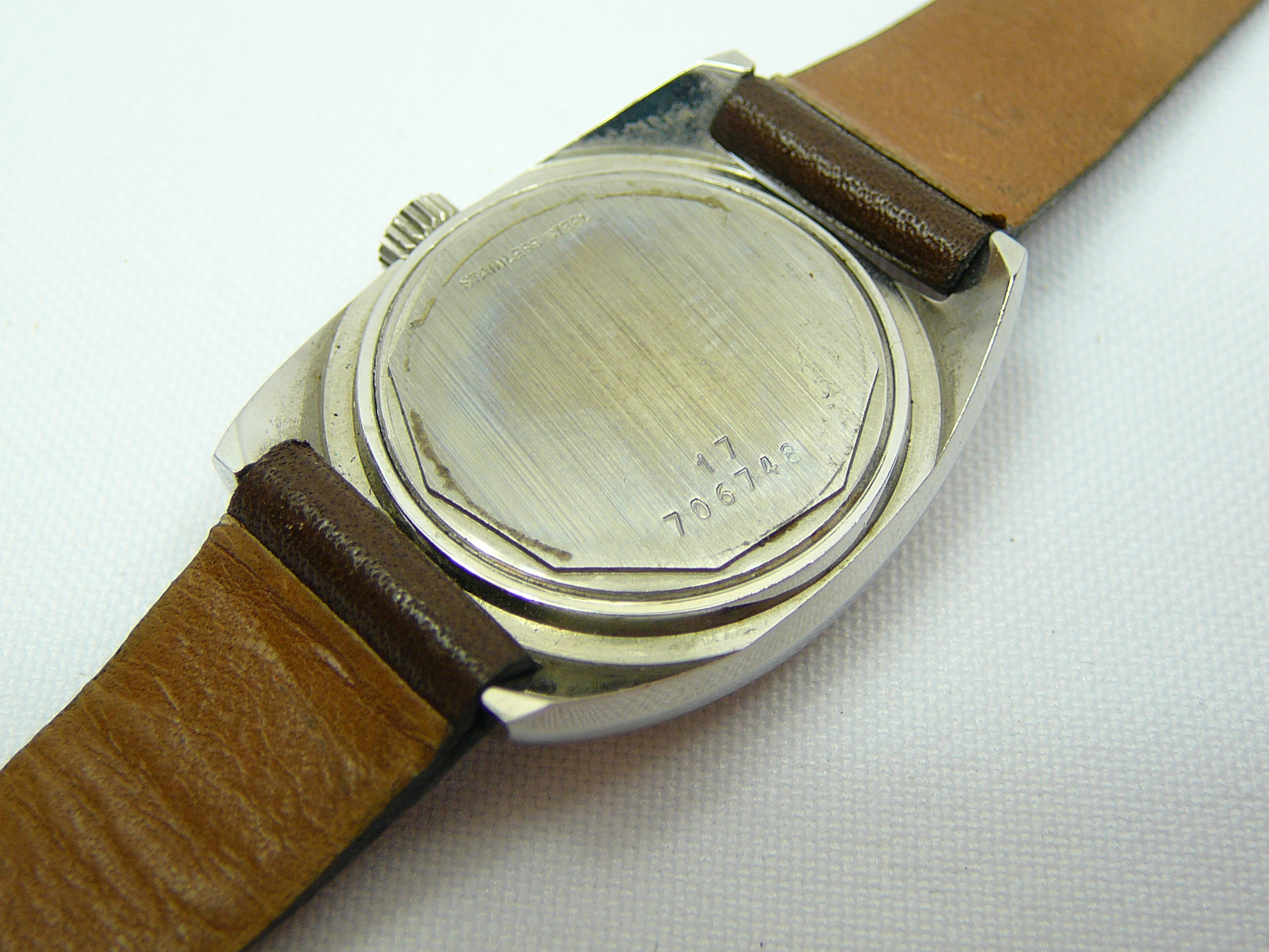 Ladies Vintage Longines Wrist Watch - Image 3 of 3