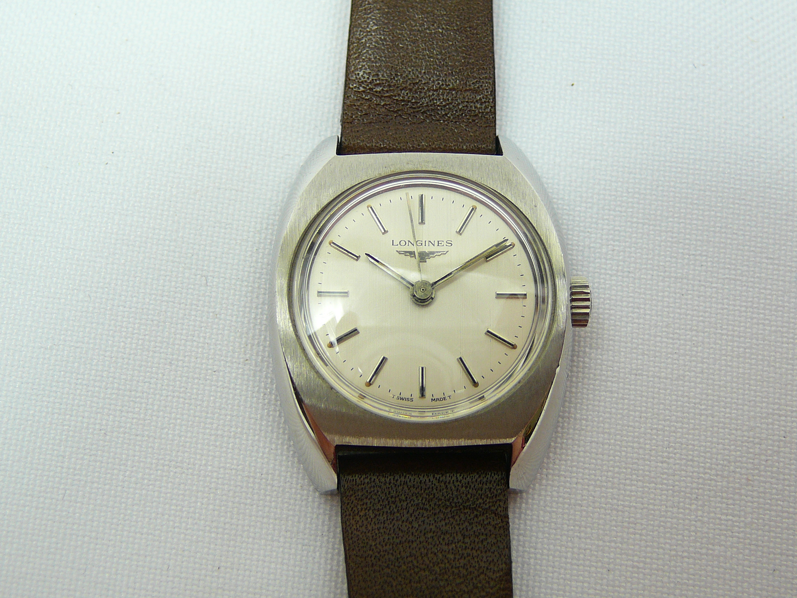Ladies Vintage Longines Wrist Watch - Image 2 of 3