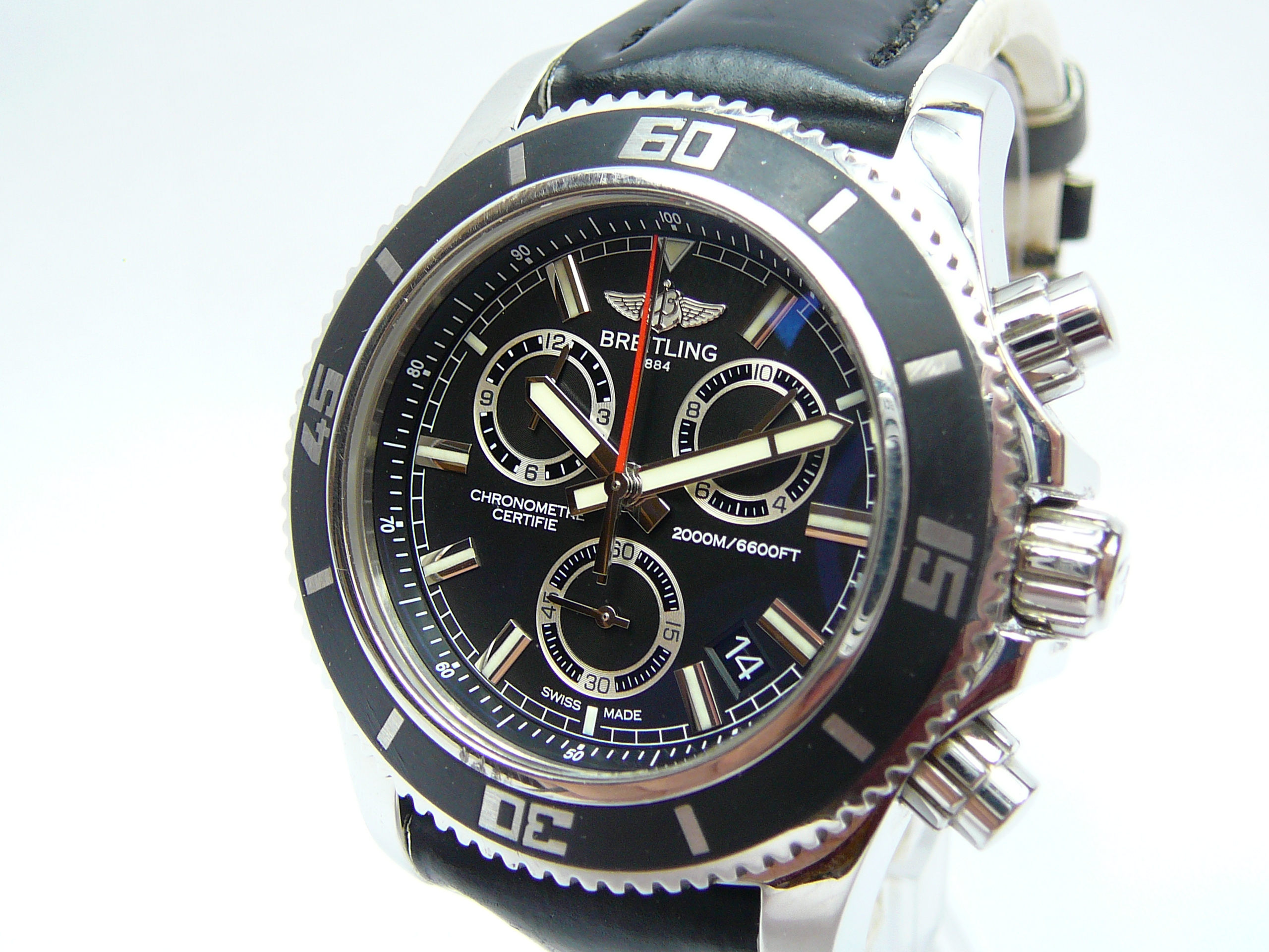 Gents Breitling Wrist Watch - Image 3 of 5