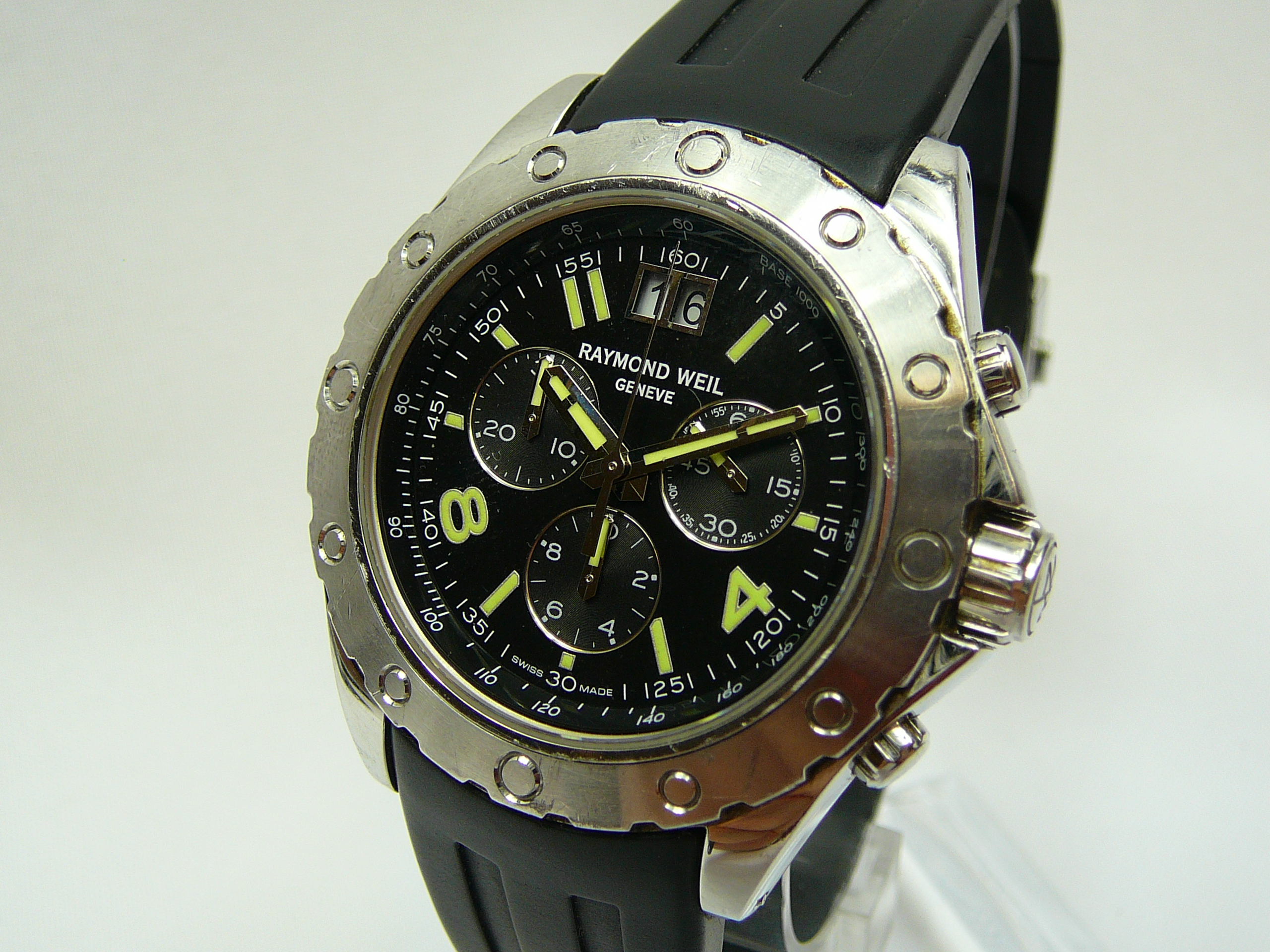 Gents Raymond Weil Wrist Watch - Image 2 of 3