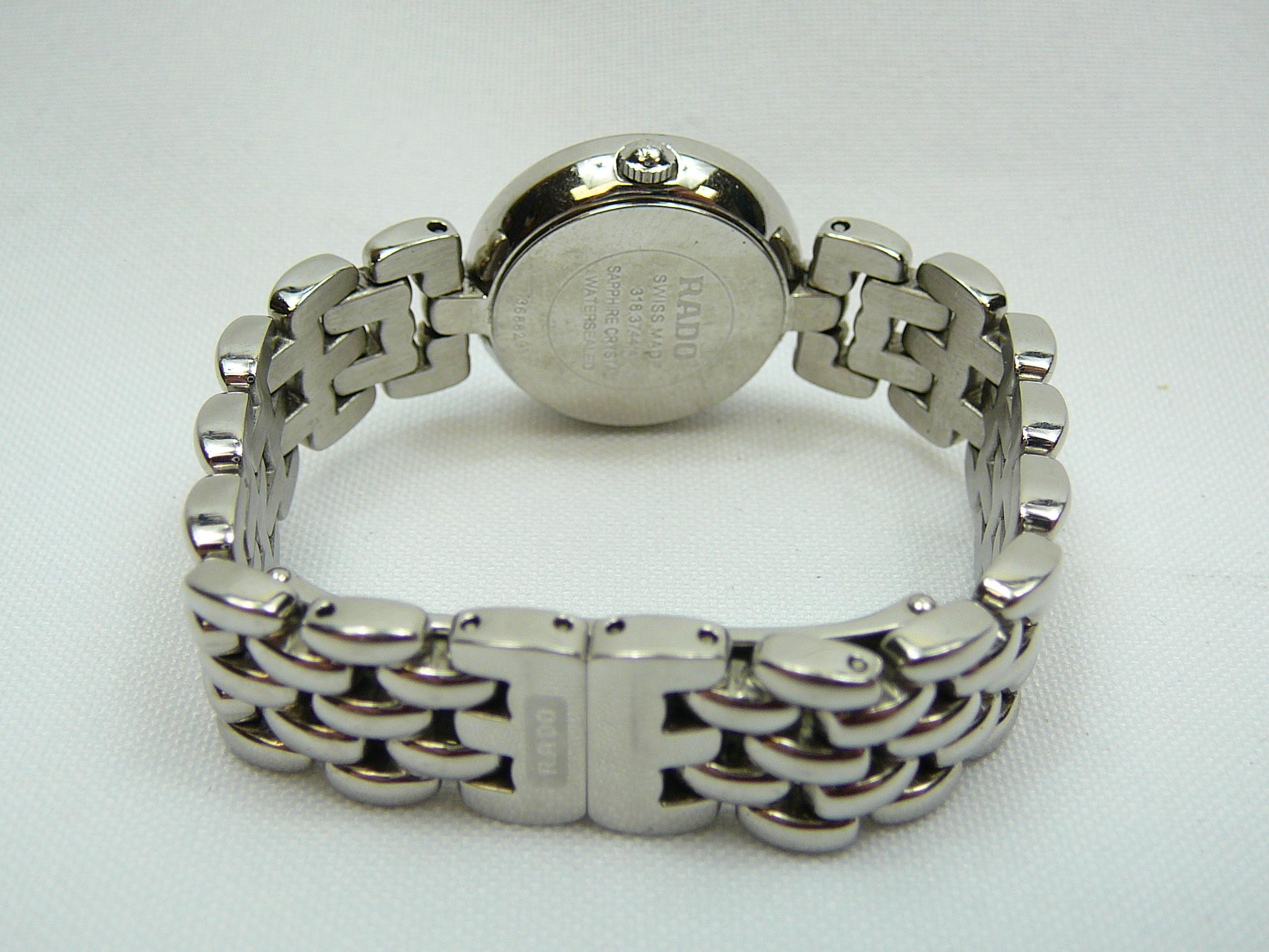 Ladies Rado Wrist Watch - Image 3 of 3