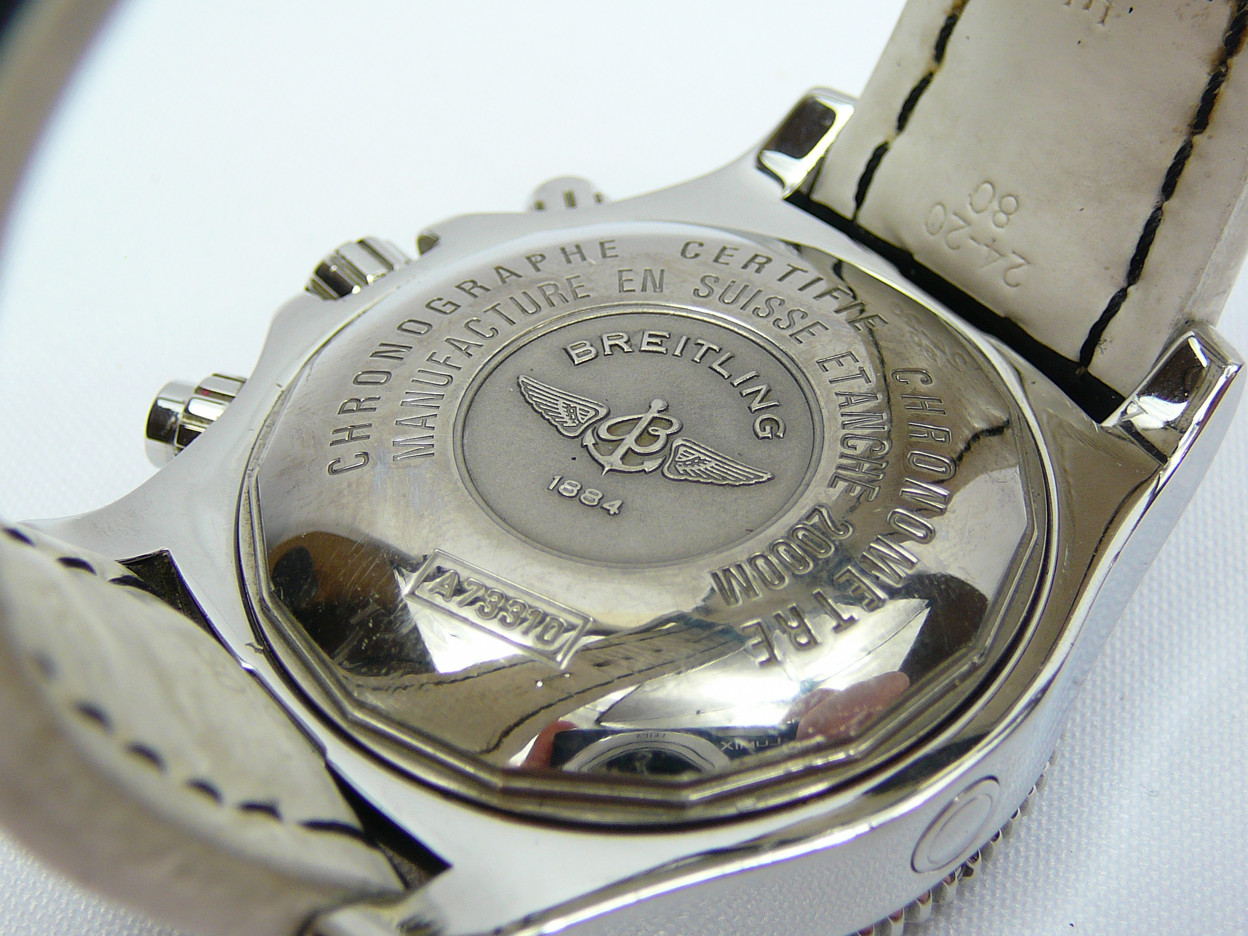Gents Breitling Wrist Watch - Image 4 of 5