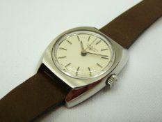 Ladies Vintage Longines Wrist Watch