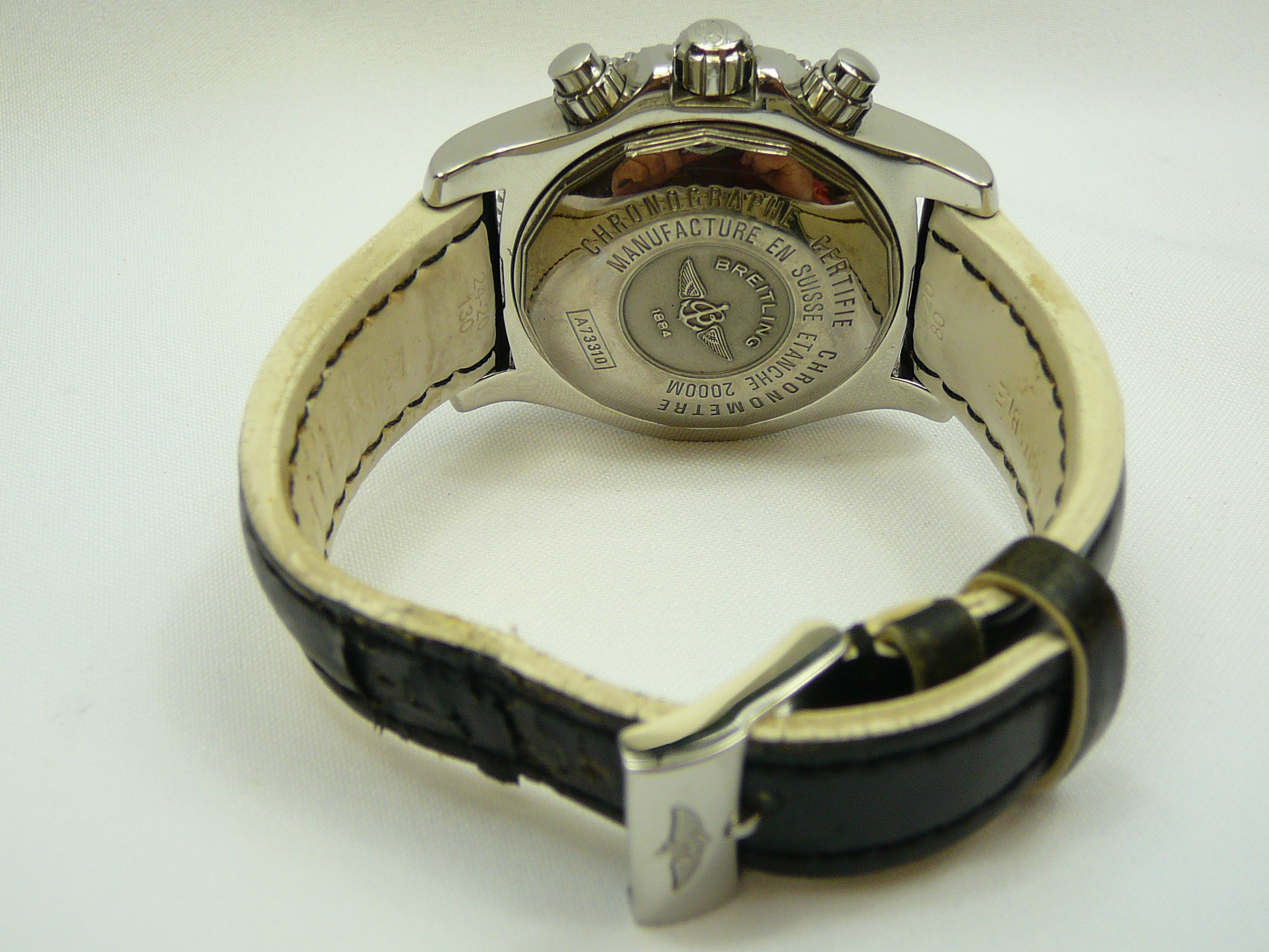 Gents Breitling Wrist Watch - Image 5 of 5