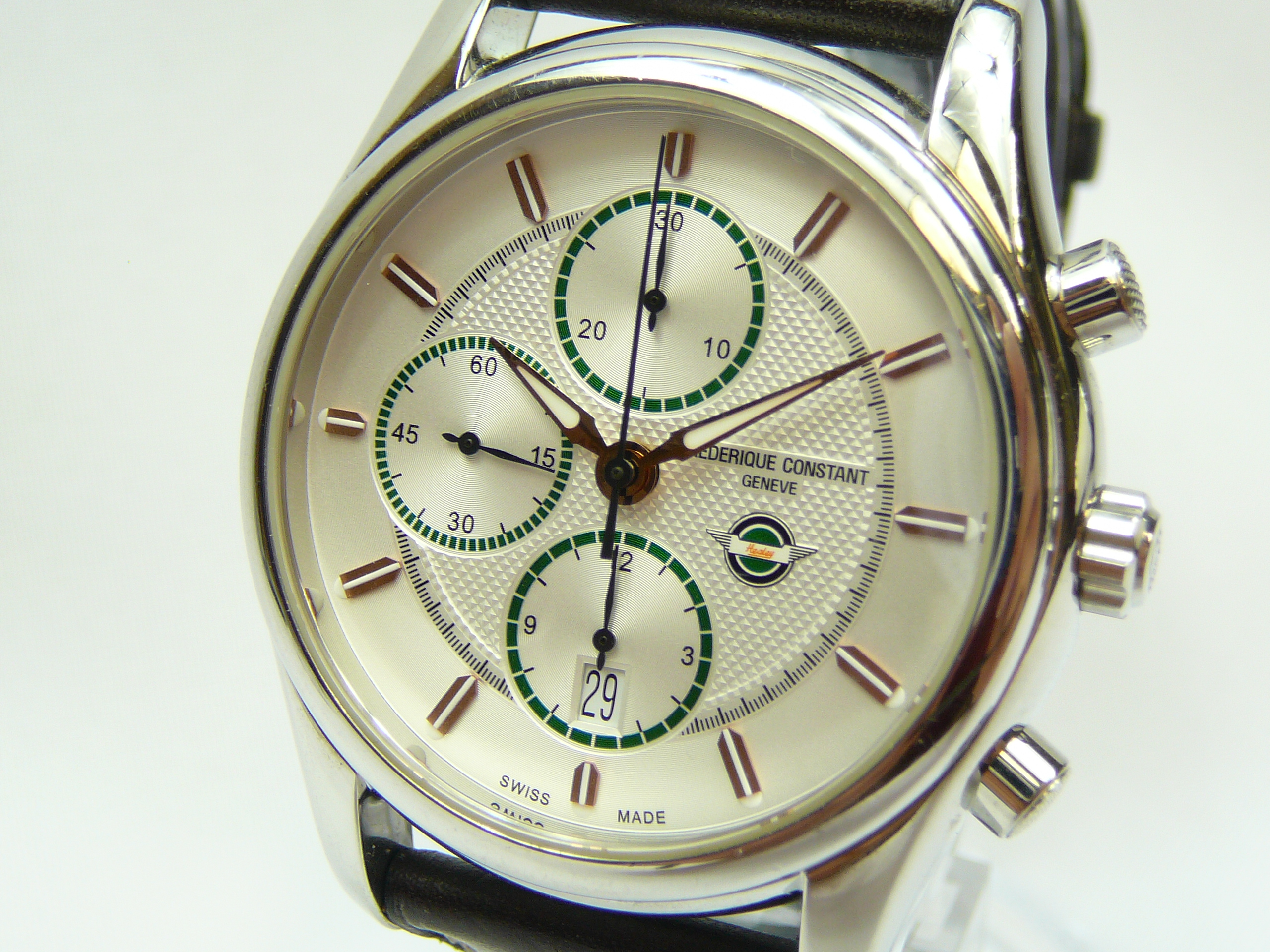 Gents Frederique Constant Wrist Watch - Image 2 of 4
