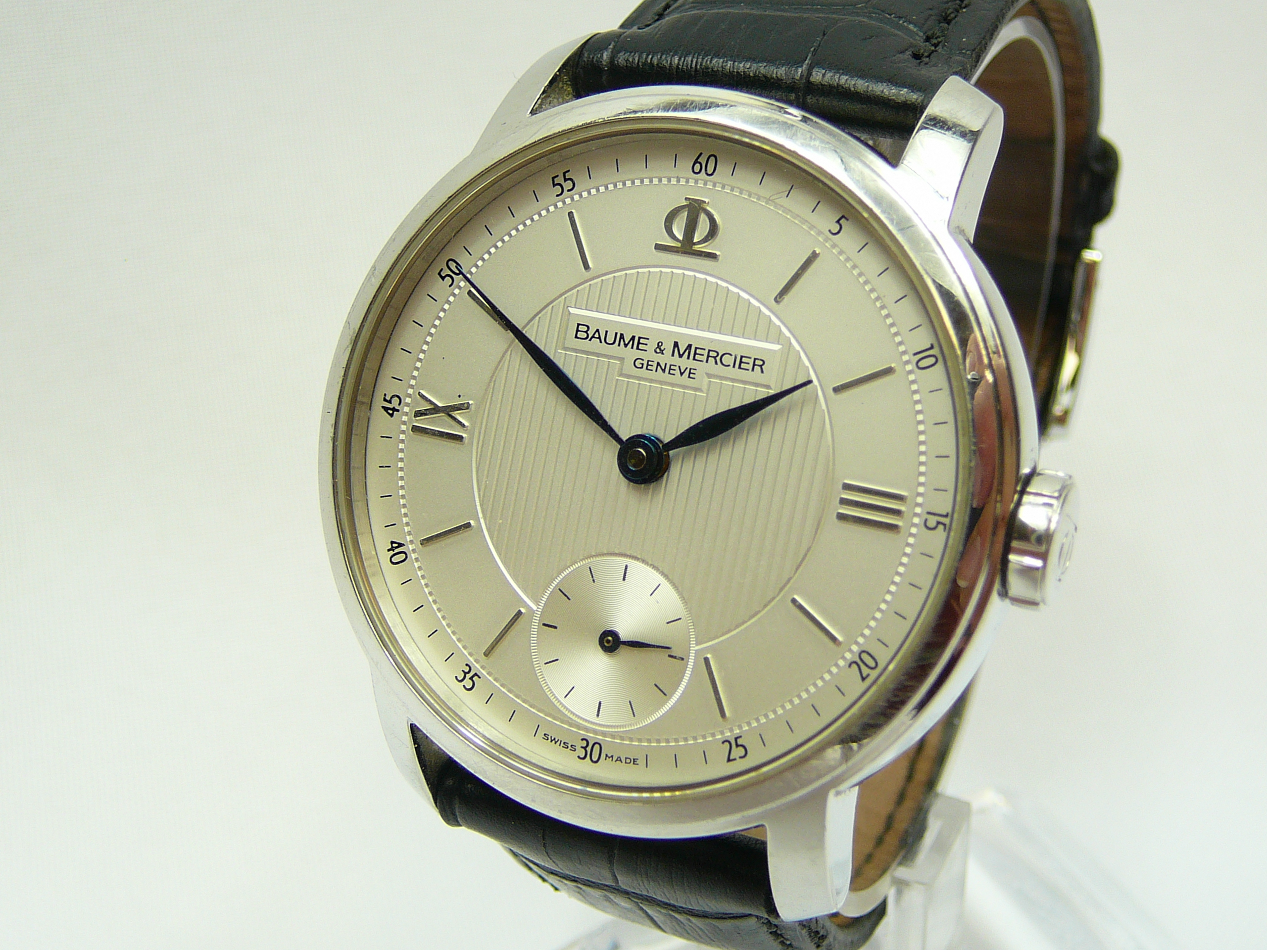 Gents Baume and Mercier Wrist Watch - Image 2 of 4