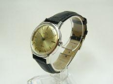 Gents Vintage Zenith Wrist Watch