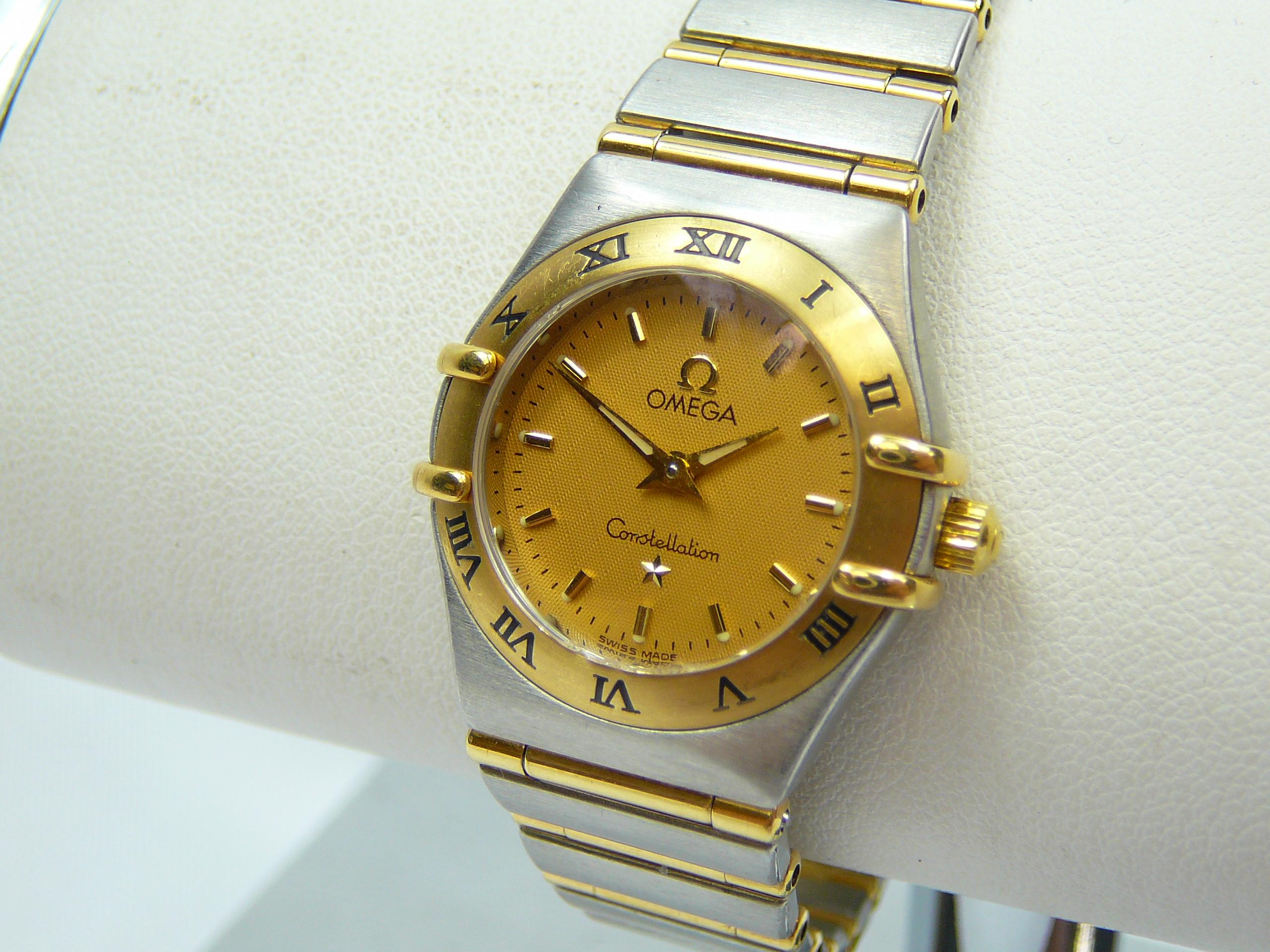 Ladies Omega Wrist Watch - Image 2 of 3