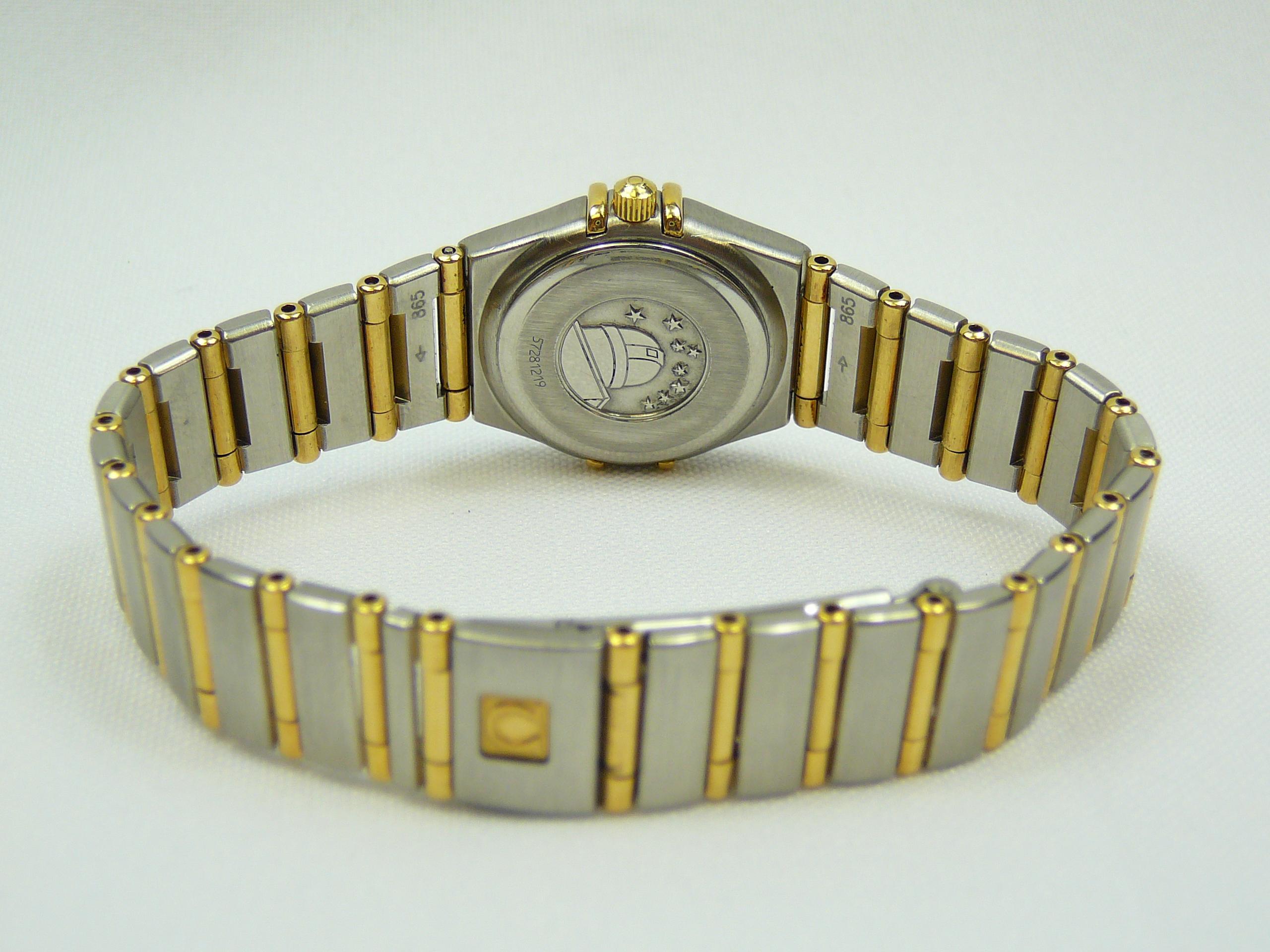 Ladies Omega Wrist Watch - Image 3 of 3