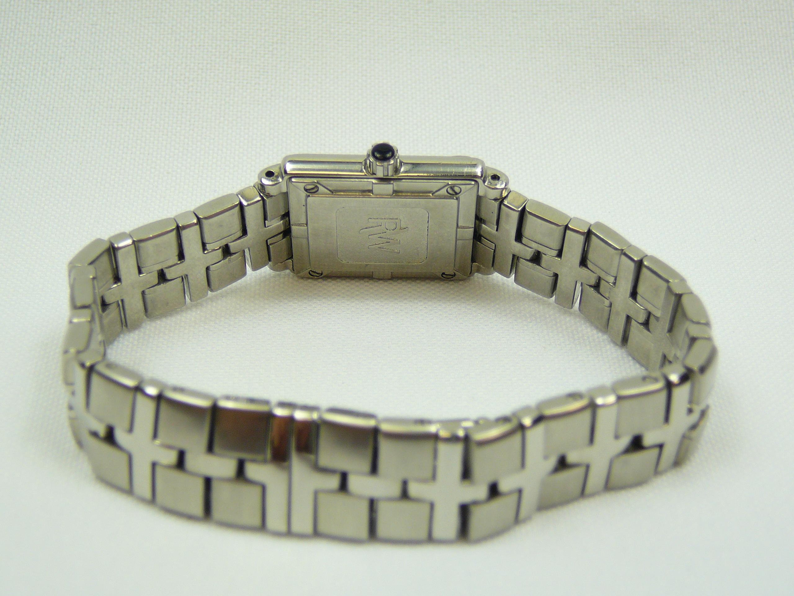 Ladies Raymond Weil Wrist Watch - Image 3 of 3