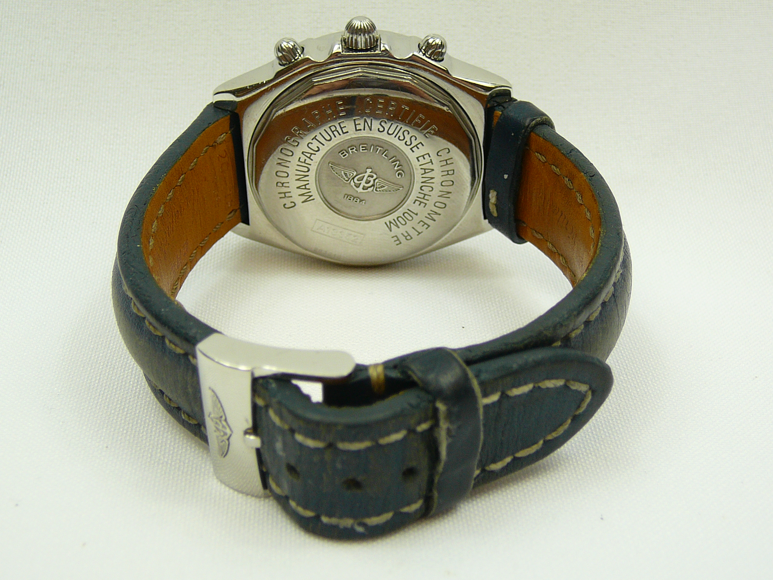 Gents Breitling Wrist Watch - Image 3 of 3